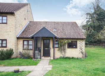 Thumbnail 2 bedroom terraced bungalow for sale in Ship Gardens, Mildenhall, Bury St. Edmunds