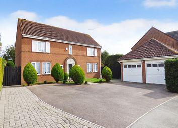 Thumbnail 4 bed detached house for sale in Toddington Park, Wick, Littlehampton