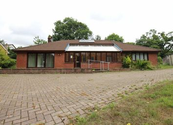 Thumbnail 5 bed detached bungalow for sale in Penrhyncoch, Aberystwyth