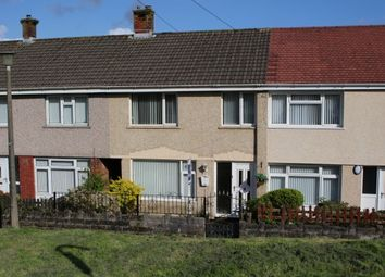 Thumbnail 3 bed terraced house to rent in Lloyd Road, Treboeth, Swansea