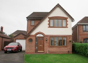 Thumbnail 3 bed detached house for sale in Millcombe Way, Walton-Le-Dale, Preston