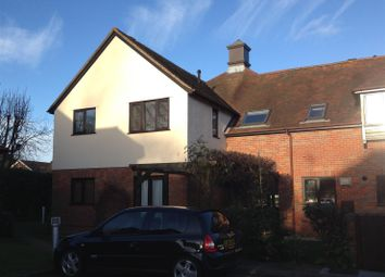 Thumbnail 2 bed flat to rent in Nappins Close, Long Crendon, Aylesbury