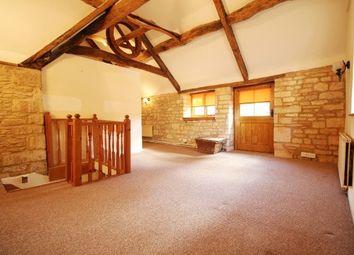 Thumbnail 1 bed cottage to rent in Kilham Lane, Shipton Oliffe, Cheltenham