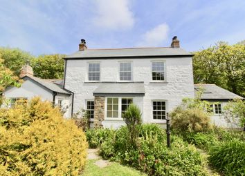 Thumbnail 5 bed detached house for sale in Pednavounder, Coverack, Helston