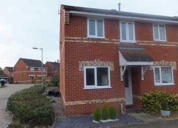 Thumbnail 2 bedroom end terrace house to rent in Mulberry Gardens, Great Blakenham