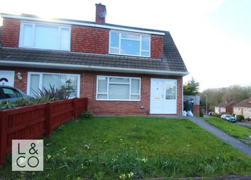 Thumbnail 3 bed semi-detached house to rent in Robertson Way, Malpas