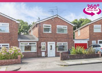 Thumbnail 3 bedroom link-detached house for sale in Melrose Close, St. Mellons, Cardiff