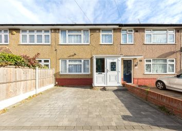 Thumbnail 3 bed terraced house for sale in Morecambe Close, Hornchurch