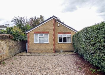 Thumbnail 2 bed detached bungalow for sale in Victoria Avenue, Gravesend, Kent