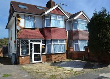 Thumbnail 4 bed semi-detached house to rent in Park Road, Hounslow, Greater London