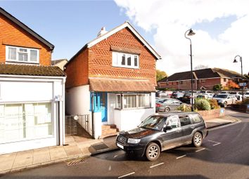 Thumbnail 3 bed detached house for sale in Crossways Road, Grayshott, Hindhead, Hampshire