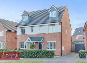 3 bed semi-detached house for sale in Long Road, Broughton, Chester CH4