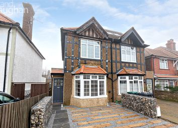 3 bed semi-detached house for sale in Reigate Road, Brighton, East Sussex BN1