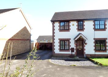 Thumbnail 2 bed semi-detached house for sale in St. Leonards Way, Forest Town, Mansfield