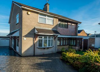 Thumbnail 3 bed semi-detached house for sale in Forrest Avenue, Essington, Wolverhampton