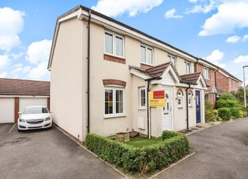 Thumbnail 3 bed end terrace house for sale in Yeomanry Close, Thatcham