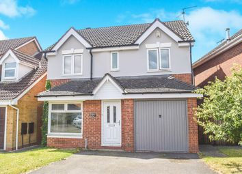 Thumbnail 4 bed detached house for sale in Framlingham Road, Stanground, Peterborough