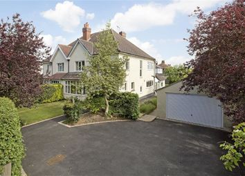 Thumbnail 4 bed semi-detached house for sale in Wetherby Road, Harrogate, North Yorkshire