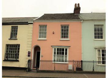 Thumbnail 4 bedroom terraced house for sale in South Street, Barnstaple
