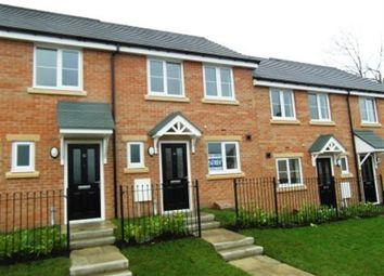 Thumbnail 2 bedroom terraced house to rent in Kirkfields, Sherburn Hill, Durham