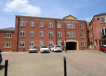 Thumbnail 2 bed flat for sale in Cornmill House, Old Mill Close, Tiverton