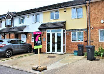 Thumbnail 3 bed terraced house to rent in Azalea Close, Ilford