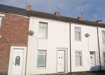 Thumbnail 2 bed terraced house for sale in Gladstone Street, Blyth