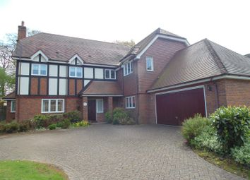 Thumbnail 5 bed detached house to rent in Little Aston Park Road, Sutton Coldfield