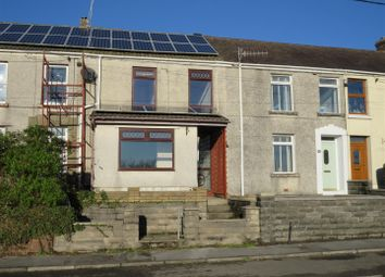 Thumbnail 3 bed terraced house for sale in Pwll Road, Pwll, Llanelli
