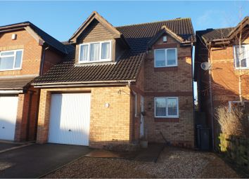 Thumbnail 3 bedroom detached house for sale in Scholars Walk, Rushall, Walsall
