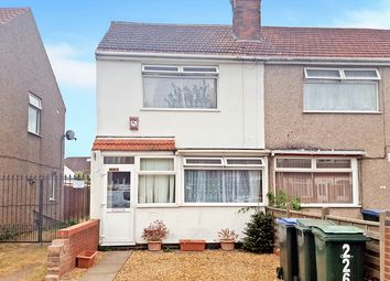 Thumbnail 3 bed end terrace house for sale in Grangemouth Road, Radford, Coventry