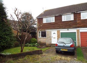 Thumbnail 3 bedroom semi-detached house for sale in Baker Avenue, Arnold, Nottingham, Nottinghamshure
