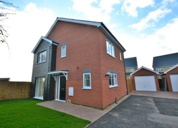3 bed detached house for sale in Field View, Silver Street, Wethersfield, Braintree CM7
