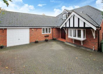 Thumbnail 5 bed detached house for sale in The Folly, Evesham Road, Headless Cross, Redditch