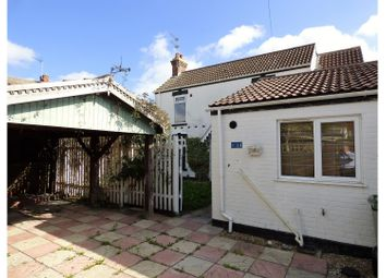 Thumbnail 2 bed detached house for sale in High Street, Caister On Sea