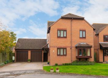 Thumbnail 4 bed detached house for sale in Manor Green, Harwell, Didcot
