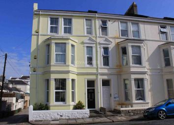 Thumbnail 2 bedroom flat to rent in Central Road, West Hoe