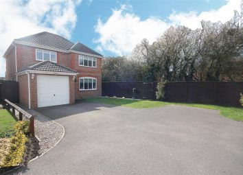Thumbnail 4 bed detached house for sale in Drake Close, Aylesbury