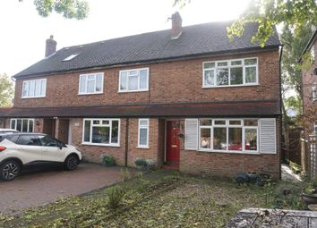 Thumbnail 3 bedroom end terrace house for sale in Rutland Close, Chessington