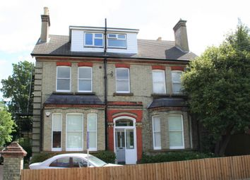 Thumbnail 2 bed flat to rent in Eaton Road, Sutton