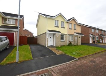 Thumbnail 2 bedroom semi-detached house for sale in The Mariners, Llanelli
