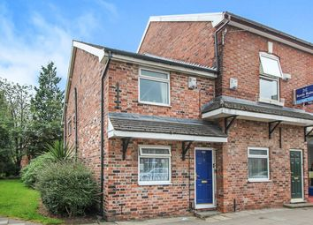 Thumbnail 1 bed flat for sale in Stockport Road, Marple, Stockport, Cheshire