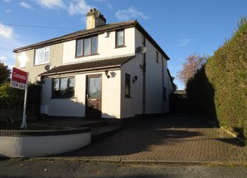 Thumbnail 3 bed semi-detached house for sale in Mount Avenue, Hednesford, Cannock
