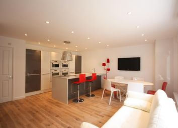 Thumbnail 3 bed mews house to rent in Huntsworth Mews, Marleybone, London
