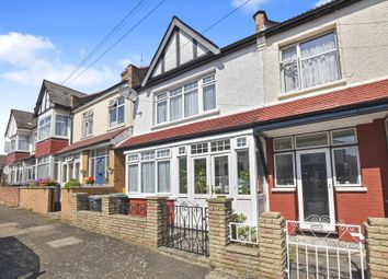 Thumbnail 3 bed terraced house for sale in Berwick Road, London