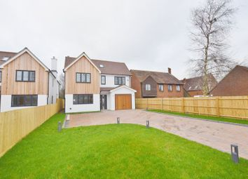 Thumbnail 5 bed detached house to rent in Oakley Lane, Chinnor