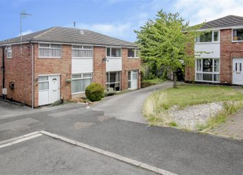 Thumbnail 3 bed semi-detached house for sale in Huntingdon Walk, Sandiacre, Nottingham