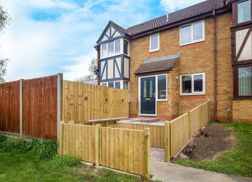 Thumbnail 2 bedroom end terrace house for sale in Bunyan Road, Biggleswade