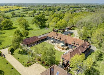 Thumbnail 7 bed barn conversion for sale in Tylers Hill Road, Chesham, Buckinghamshire