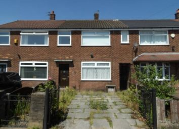 Thumbnail 3 bed terraced house for sale in Brierley Road West, Swinton, Manchester